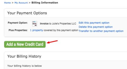 Pay the full invoice of your credit card